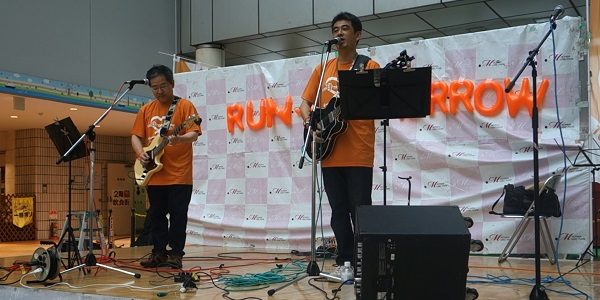 img:black rose ライブ画像 RUN TOMORROW